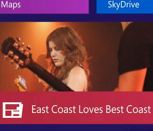 Windows 8 Best Coast
