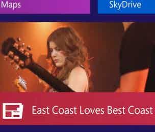 Windows 8 Best Coast