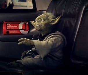 Yoda Vodafone