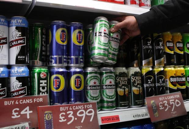 Minimum Alcohol Price Will Transform Brand Marketing