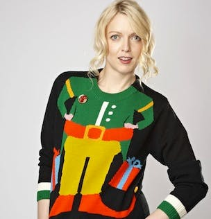 Lauren Laverne supports Save the Children