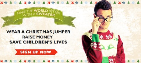 Christmas Jumper Day Save the Children