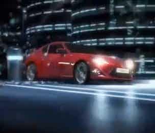 Toyota GT86 ad