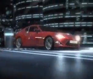 Toyota GT86 ad