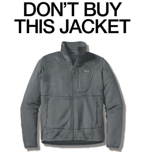 93a8fc5d0e4b Case study  Patagonia s  Don t buy this jacket  campaign – Marketing ...