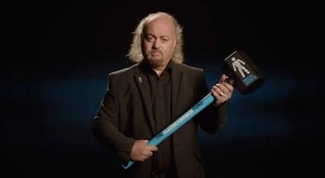 Bill Bailey fronts Prostate Cancer UK
