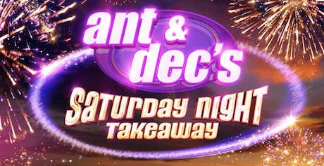 Morrisons will sponsor Ant and Dec's Saturday night takeaway.