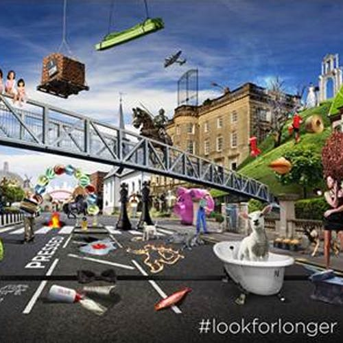 look for longer