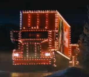 Coke Trucks Christmas