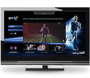 BT Connected TV