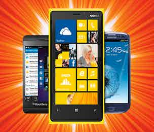 Nokia Lumia Vodafone