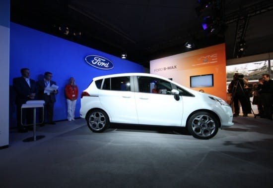 Ford at MWC