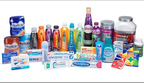 List of GlaxoSmithKline products