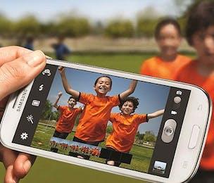 Samsung Galaxy S3 ad