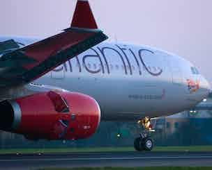 Virgin Atlantic Little Red