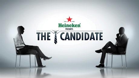 Case study: Heineken - The Candidate – Marketing Week