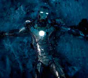 Audi partners with Disney for Iron Man 3 release.