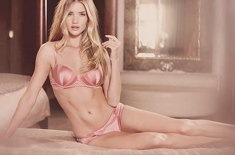 MandS lingerie ad