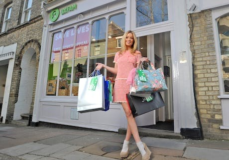 Nectar offers points for Oxfam donations