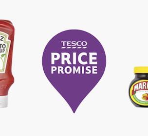 Tesco Price Promise