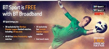 BT Sport ad