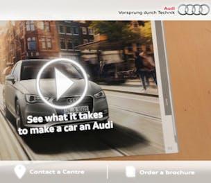 Audi AR app