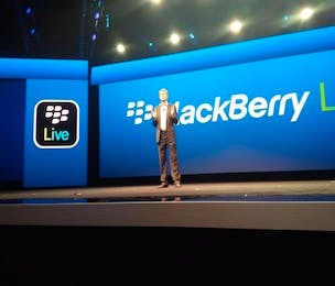 BlackBerry Thorsten Heins