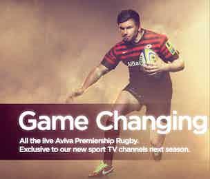 BT Sport first ad