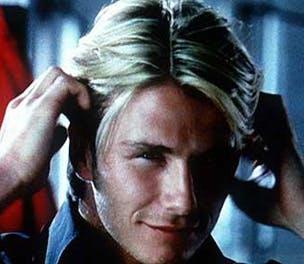 David Beckham A History In Ads Marketing Week