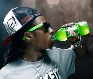Mountain Dew Lil Wayne