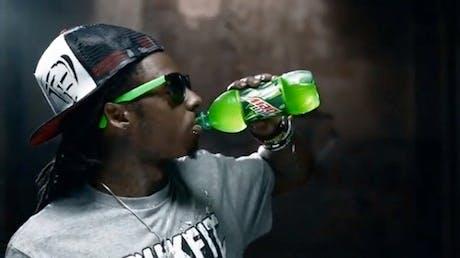 Mountain Dew Lil Wayne