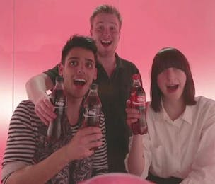 Share a Coke TVC