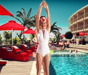 Virgin Holidays campaign