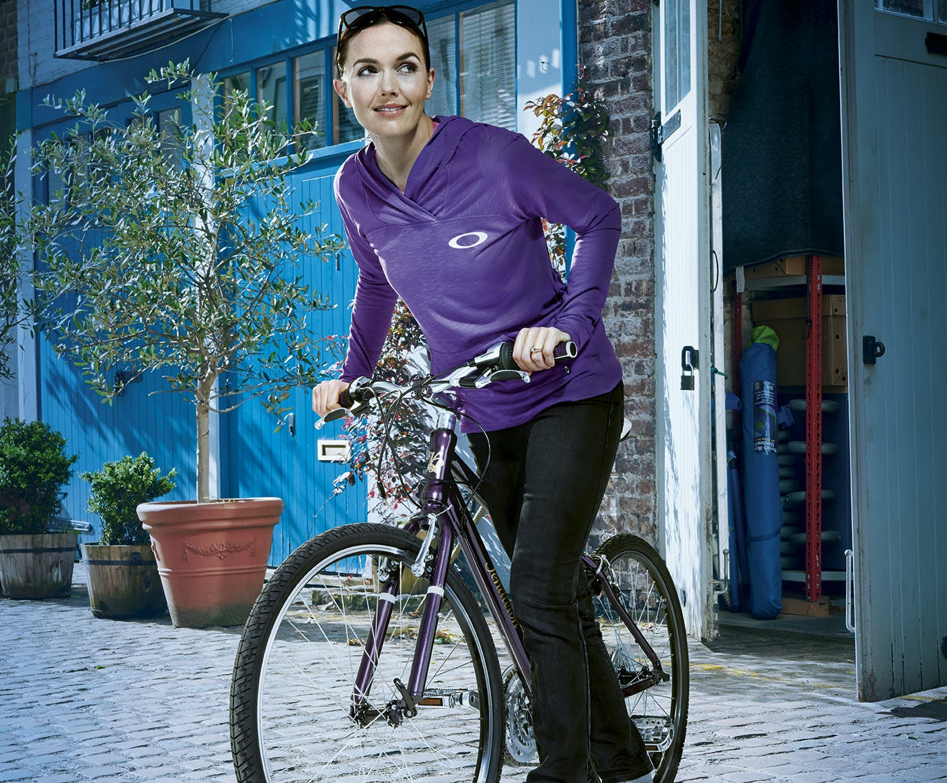 O2 Priority Sports Victoria Pendleton