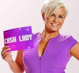 Cash Lady Kerry Katona