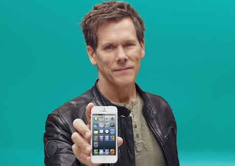 EE Kevin Bacon iPhone 460
