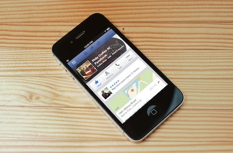 Facebok Pages Mobile