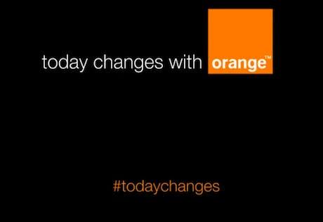 Orange rebrand
