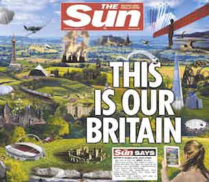 The Sun This is Our Britain