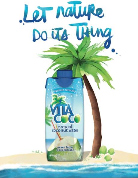 Vita Coco summer campaign 2013