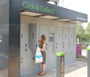 Waitrose Click and Collect
