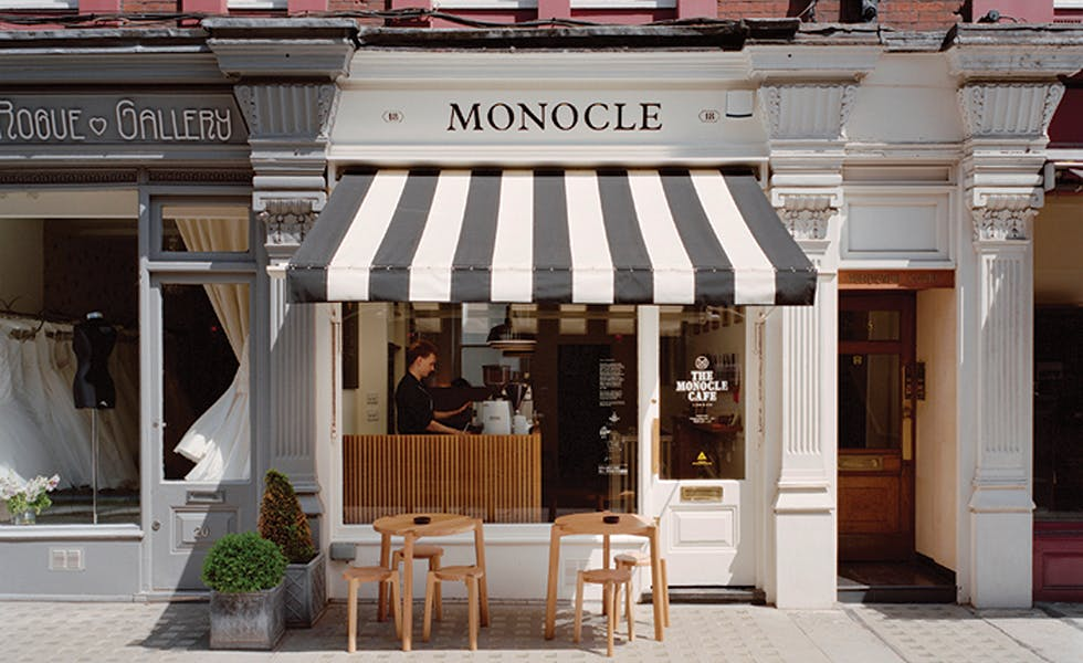 Monocle coffee