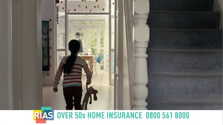 RIAS home insurance ad
