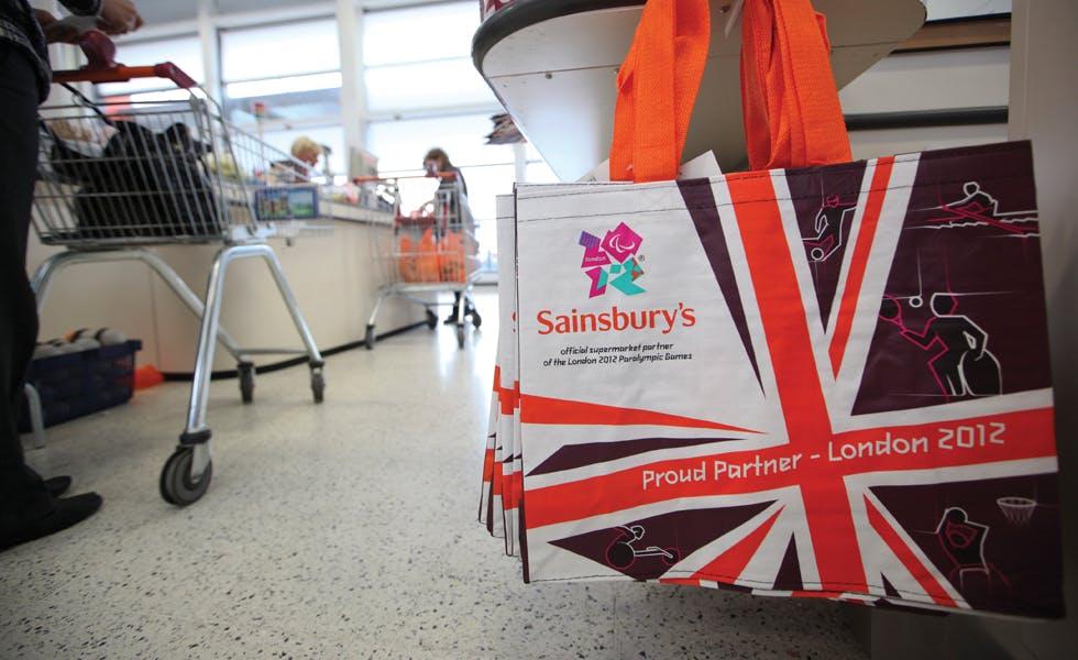 Sainsburys Paralympics