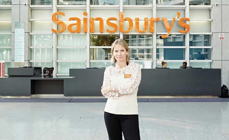 Sarah Warby Sainsburys