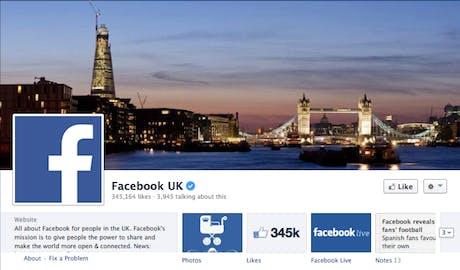 Facebook UK
