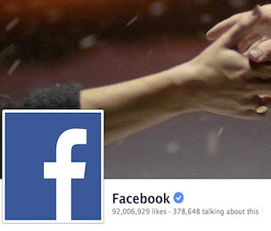 Facebook Verified Pages