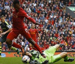 Liverpool v Stoke 2013 BT Sport