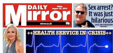 The Daily Mirror