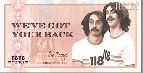 118 118 Money